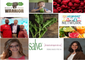 MS execs booked special needs advocate & chef Sienna Bernal, Wellness Educator Jahnavi Foster and Salve Naturals Skincare Founder Dahlia Kelada on Frank Davis & Montel Williams new Whole Food Warrior's Show Jan & Feb 2016 episodes.