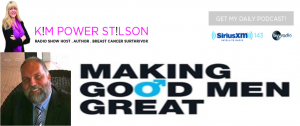 MS Booked Author/Tedx Speaker Gunter Swoboda speaks about his latest book & project Making Good Men Great on Sirius XM