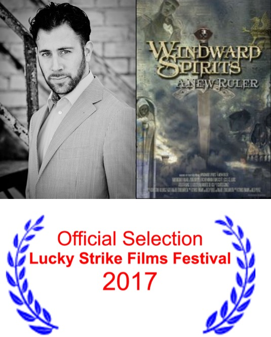Rafael Zubizarreta's Windward Spirits: A New Ruler is accepted in the Lucky Strike Film Festival.