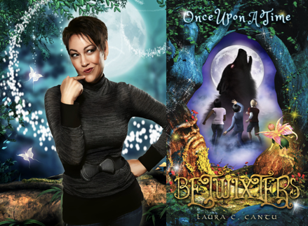 Get your hands on the New York Times Critically Acclaimed magical book by Laura C. Cantu, BETWIXTERS: Once Upon A Time, Book I on JULY 1st!
